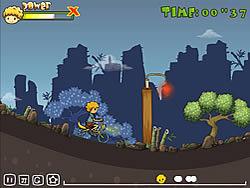 Bicycle Drag game