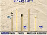 juego Alphabet Shoot 2