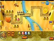 Pharaoh War game