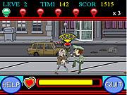 Zombie vs Police game