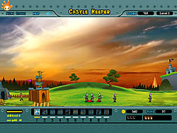 Castle Keeper game