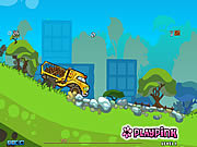 Zoo Truck game