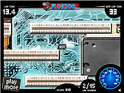 Play Pc motherboard rally Game
