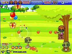 Tree Defendes game