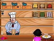 Sandwich Specialist game