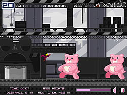 Nightmare On Pink Street game