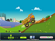 Play Zombie skull delivery Game