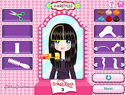 juego Dream Date Dress Up - Girl's Style