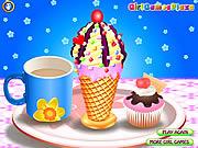 juego Ice Cream Cone Fun