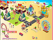 Play My romantic town Game