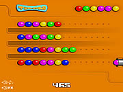 Bubble Lanes game