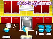 Play Make apple crumble recipe Game