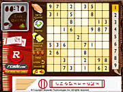 Play Sushi sudoku Game