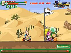 Bicycle Run game