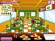 Lea's Fast Food Restaurant game