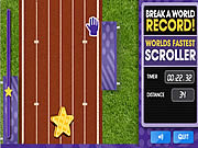 Play Worlds fastest scroller Game
