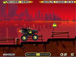 Batman Truck game