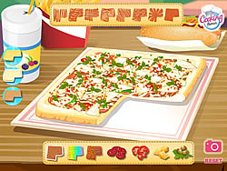 Pizza Squared game