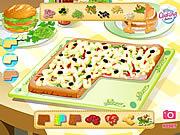 juego Pizza Squared