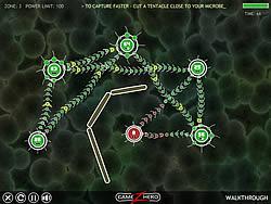 Tentacle Wars - The Purple Menace game