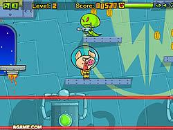 juego Pig Nukem