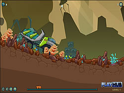 Alien Truck game