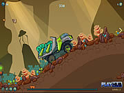 Play Alien truck Game