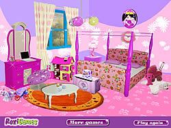 Princess Room Decoration game