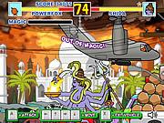 Power Fox 4 game