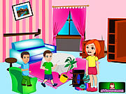 Play Messy house Game