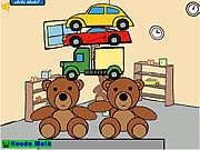 Toy Stackers game