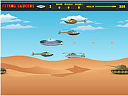 Flying Saucers game