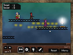 Zombie Task Force Go! game
