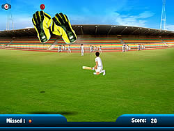 Wicket Keeping Volt game