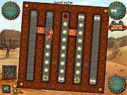 Treasure Snake game