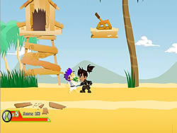 Ben 10 - Ninja Spirit game