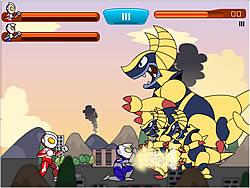 Ultraman game
