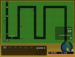 Defence Earth  game