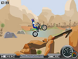Moto Trial Fest game