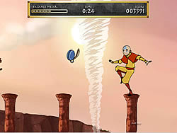 Avatar: Aang On game