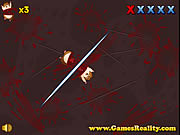 Fruit Slasher - Special Edition game