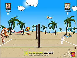 Beach Volleyball Game game