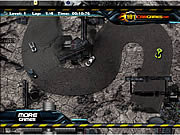 Space Racers game