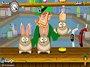 Play Lucky bunny Game