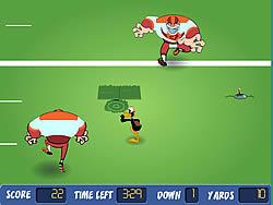Daffy Wide Reciever game