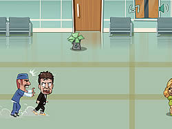 Charlie Sheen Escape From Rehab game