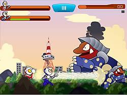 Ultraman 5 game
