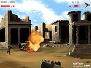Intense War game