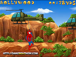 Spider Man World Journey game