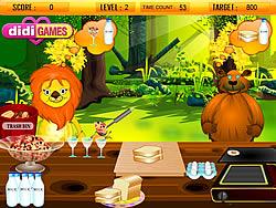 Forest Restaurant game